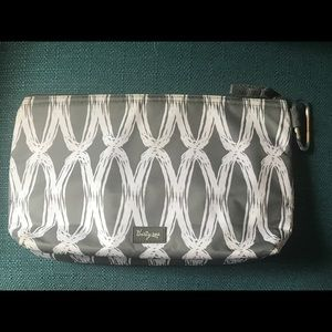 Thirty-One Clip-On Medium Zipper Thermal Pouch